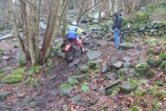 Bracken Rocks 1st Jan